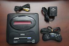 Sega Mega Drive 2 console Japan Genesis MD2 system US Seller