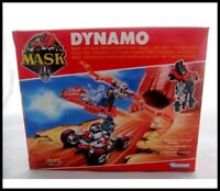 BNIB Genuine M.A.S.K Dynamo Vehicle & Figures Sealed Vintage 1980's Kenner Toys