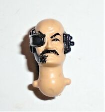 GI Joe Body Part  1993 Dr. Mindbender        Head          C8.5 Very Good