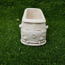 Latex Mould to make Mini Camper Planter garden ornament