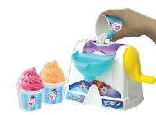 AMAV Toys Ice Cream Maker Machine Toy - Make Your Own Home Made Ice - Cream Mult