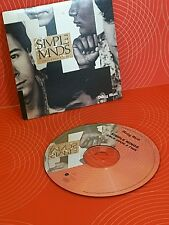 80s CD SIMPLE MINDS ONCE UPON A TIME PROMO CLASSIC GHOST DANCING ALIVE & KICKING