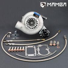 MAMBA Top Mount FIT Nissan TD42 Safari TD05H-16G Turbo w/ 8cm 6 Bolt Hsg 9-11