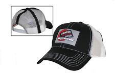 "Cummins Diesel Engines ""Red Ball"" Trucker Mesh Snapback Black Cap/Hat"