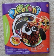 Spin Master Paperoni Dog Craft Kit 2009 New In Box