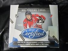 2010-11 Panini Certified Factory Sealed Hockey Box (S) 10 pk / 5 cards
