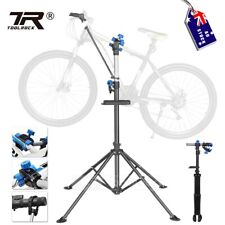 Toolrock Bike Repair Work Stand Adjustable Home Bicycle Mechanic Quick Release