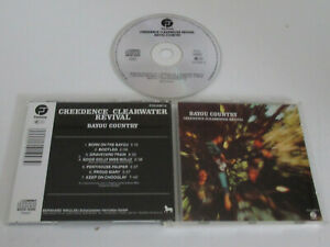 Creedence Clearwater Revival – Bayou Country / Fantasy – Fcd 8387-2 CD Album