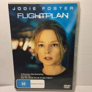 Flightplan  (DVD, 2005) Region 4 PAL