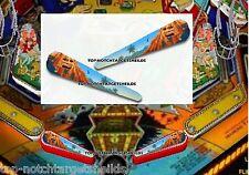 Gilligans Island Pinball  Flipper Armour -2 piece set