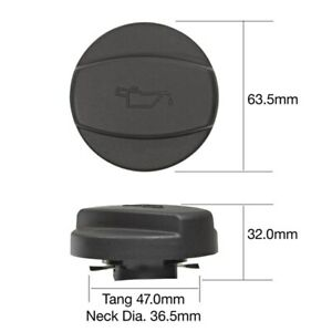 Tridon Oil Cap TOC546 fits Jeep Grand Cherokee 3.0 CRD 4x4 (WH,WK)