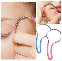 1x Facial Hair Removal Useful Epilator Spring Stick Threading Beauty Makeup Tool