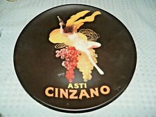 Wide-Eyed Designs Decorative Plate Asti Cenzano