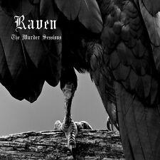 Raven - The Murder Sessions DIGI-CD,Forgotten Woods NEW