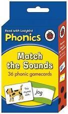 Phonics Flashcards: 36 Fun Phonic Game Cards (Phonics) NEW FREE P&P