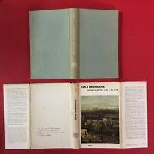 Carlo Emilio GADDA - LA COGNIZIONE DEL DOLORE Einaudi Supercoralli (2° Ed 1963)