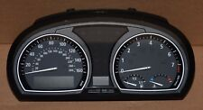 2007-2010 BMW X3 USED INSTRUMENT CLUSTER FOR SALE MPH