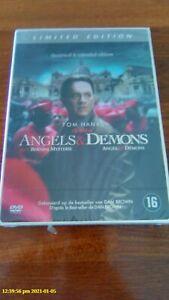 ANGELS & DEMONS  DVD Steelbook ( NEW ) REG 2