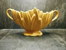 More details for sylvac 2484 hyacinth vase jardiniere handles white ceramic & wire flower frog