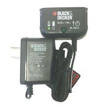 Black & Decker 90592360-01 12v NiCad 90500928 FS12C slide pack battery charger