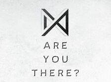 MONSTA X 2nd Album [TAKE.1 ARE YOU THERE?] Random Ver. CD+Photobook+2p Photocard