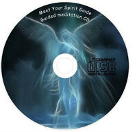 Meet Your Spirit Guide Guided Spiritual Meditation CD Relaxation Chill out 110