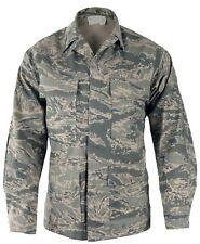 Genuine US Aiforce USAF ABU Airforce Tigerstripe Shirt, NEW Size 40L Ripstop