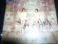 The Veronicas You Ruin Me (Australian) Signed Autographed CD Single - New