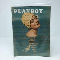 Playboy Magazine August 1962 Vintage Ads