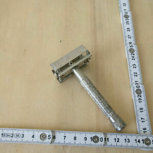 metal TTO double edge razors shaving hair removal Grooming old vtg collectibles