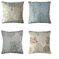 ARDEN SOFA/CUSHION COVERS,TREE OF LIFE DESIGN,IN 4 GREAT COLOURS,FREE P&P
