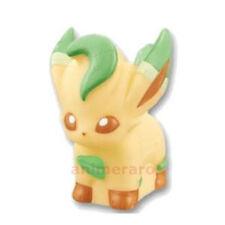 Pokemon Kids BW Genesect Ed. LEAFEON Figure Finger Puppet Nintendo Bandai