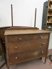 Metal Antique Dressers Vanities 1900