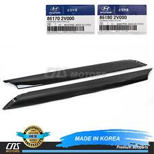 Genuine Windshield Pillar Molding Lh Rh for 2012-2017 Hyundai Veloster����� (Fits: Hyundai)
