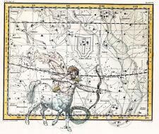 Astronomy Celestial Atlas Jamieson 1822 Plate-20 Art Paper or Canvas Print