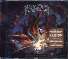 Krisiun - Scourge of the Enthroned CD