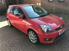 Ford Fiesta ST - Red