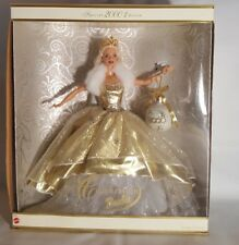 Celebration Barbie Special 2000 Millennium Edition New in Box Gold Collectors