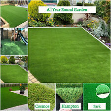 Quality Artificial Grass |  Astro Turf | Large Garden 4m Wide Realistic Grass