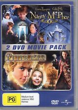 Nanny McPhee  / Peter Pan (DVD, 2007, 2-Disc Set) #H1