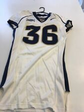 6ba79148dff Game Worn Used Nike BYU Brigham Young Cougars Football Jersey  36 Size 48