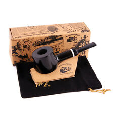 Mr. Brog Producer Workshop Handmade NEW pipe no. 62 Hammer, Black