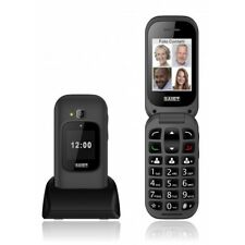 Telefono cellulare SAIET UNICO MAX SOS Radio Foto Bluetooth Torcia display ext G