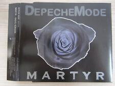CD /    Depeche Mode – Martyr     / PROMO / MUSTER / RAR /