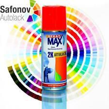 SprayMax 2K Autolack Spray 400 ml CHRYSLER PX1 SEBIA BLACK  *1981-1990