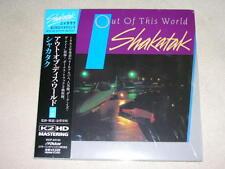 SHAKATAK out of this world +2 Japan mini lp CD K2HD SS