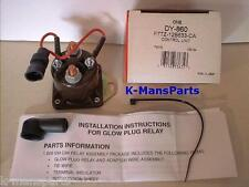 Motorcraft Glow Plug Relay 7.3 Ford Power Stroke DI Turbo Diesel 1994-2003 OEM