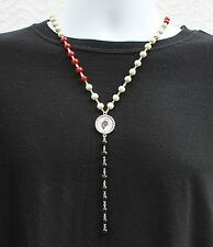 RIVER PLATE JERSEY NECKLACE, Club Atletico River Argentina Colgante