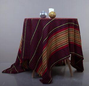 "Tablecloth Ukrainian Ethnic DECOR ornament PLAKHTA  59"" x 71"" / 150 x 180"