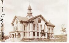 Postcard RPPC Eastern State Normal School Castine ME Maine